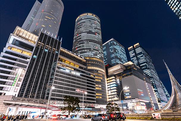名古屋に出張や長期滞在するときのおすすめエリアは? 繁華街や観光エリアをご紹介