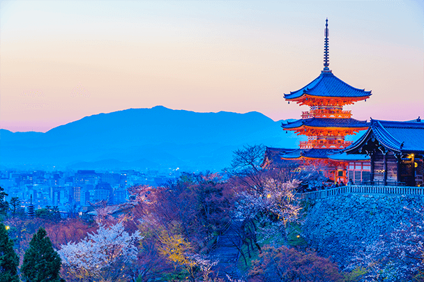 京都に出張や長期滞在する時のおすすめエリアは? 繁華街や観光エリアをご紹介