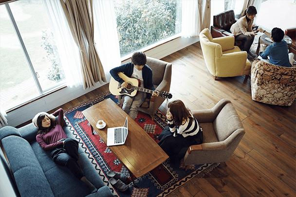 シェアハウスに短期滞在する場合のメリットとデメリットとは?