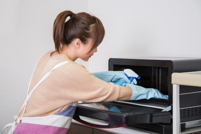 社宅・マンスリーマンションに設置されている家具家電のお手入れ方法